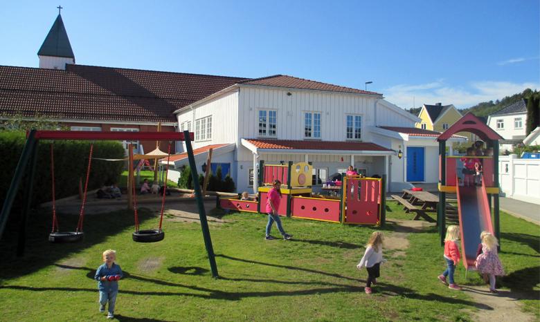 observasjoner i barnehagen